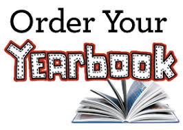 Get Your Yearbook Today