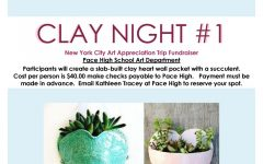 Art Clay Night #1