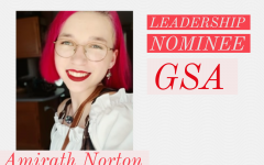 Leadership Nominee: Amirath Norton