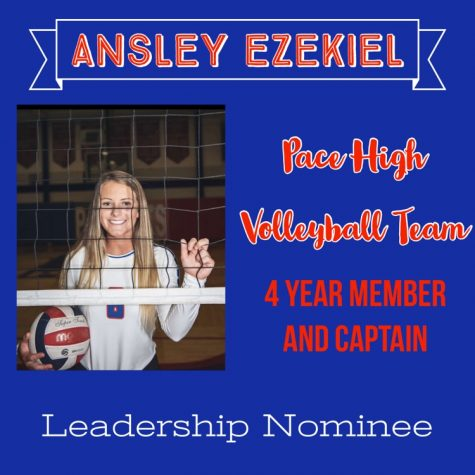 Leadership Nominee: Ansley Ezekiel