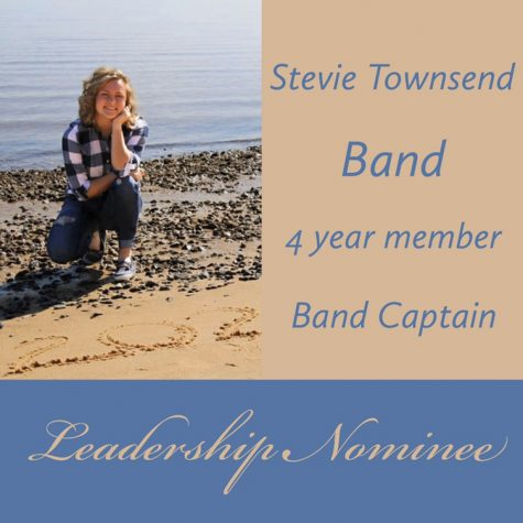 Leadership Nominee: Stevie Townsend