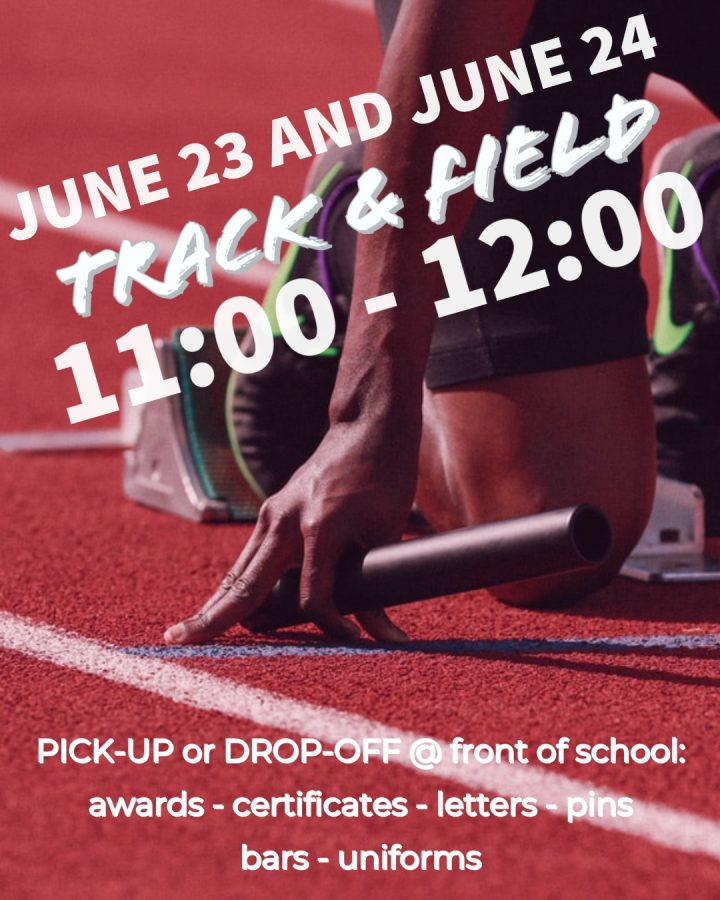 Track and Field END OF YEAR