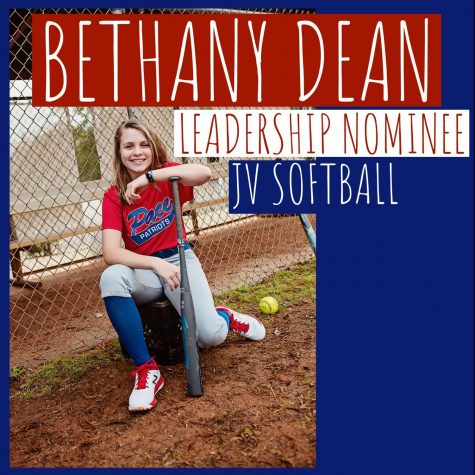 Leadership Nominee: Bethany Dean