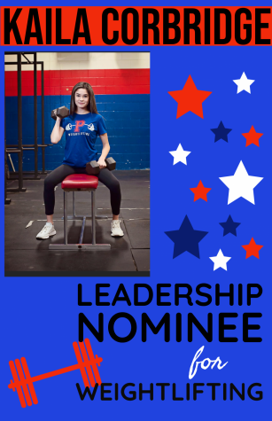 Leadership Nominee: Kaila Corbridge
