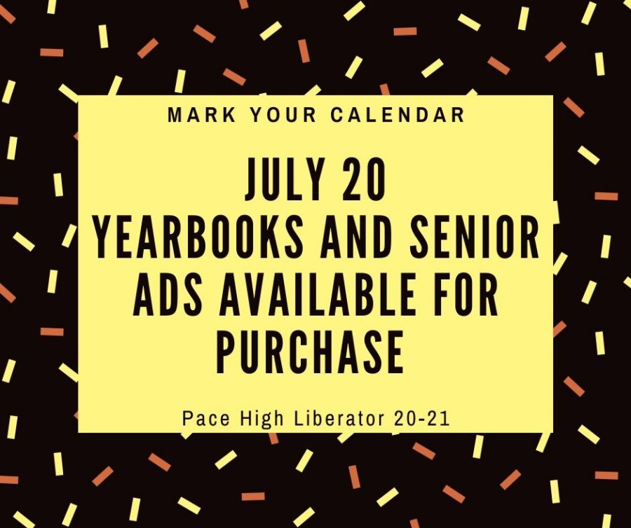 Yearbook and Senior Ads
