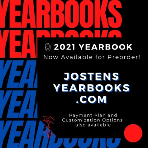 20-21 YEARBOOKS ON SALE NOW