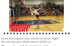 Support your Seniors!