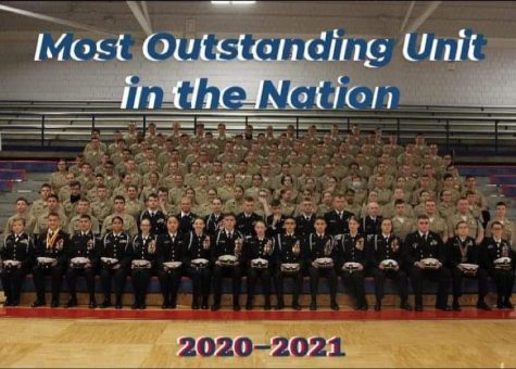 NJROTC Named the Most Outstanding in the Nation