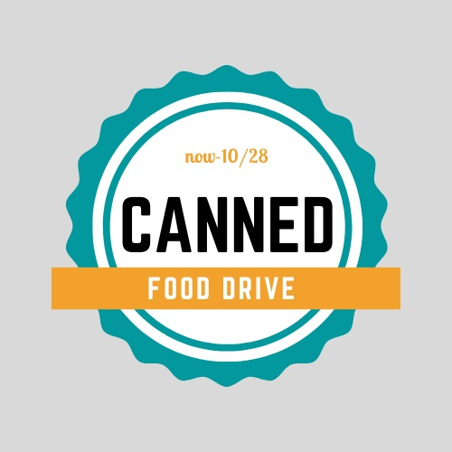 Canned Food Drive Against Milton